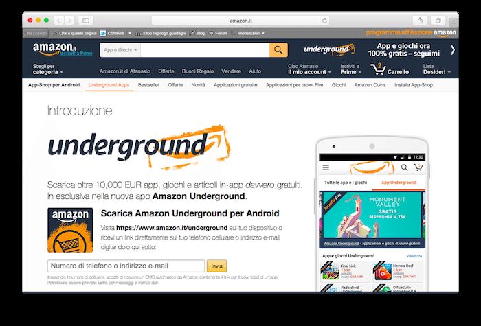 Amazon Underground avrmagazine 2