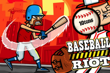 Baseball Riot avrmagazine