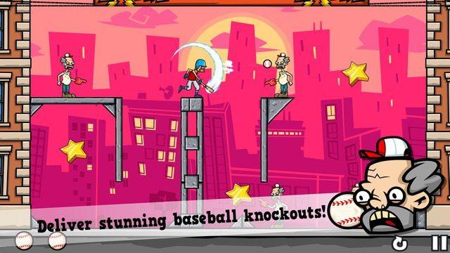 Baseball Riot giochi per iphone avrmagazine 1