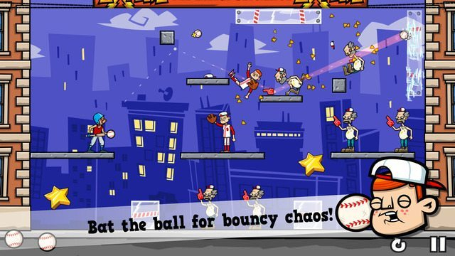 Baseball Riot giochi per iphone avrmagazine 2