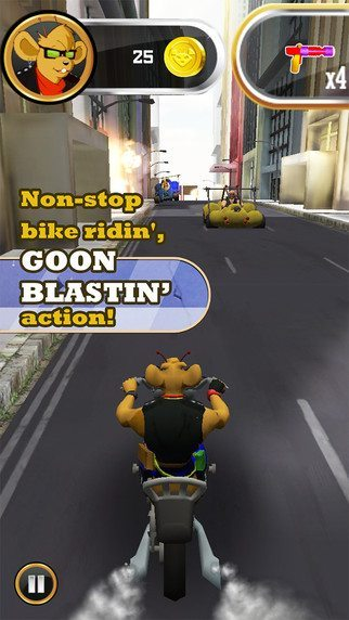 Biker Mice from Mars giochi per iphone avrmagazine 1