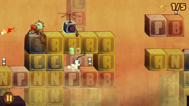 Blown Away giochi per iphone avrmagazine 2