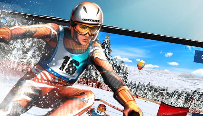 Eurosport Ski Challenge 16 avrmagazine