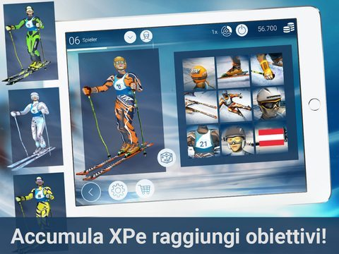 Eurosport Ski Challenge 16 giochi per iphone avrmagazine 1