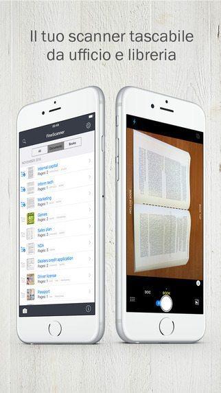 FineScanner applicazioni per iphone avrmagazine 1