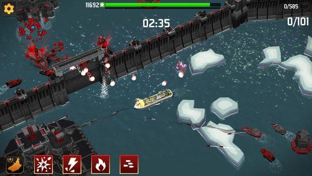 Fortress Destroyer giochi per iphone avrmagazine 2