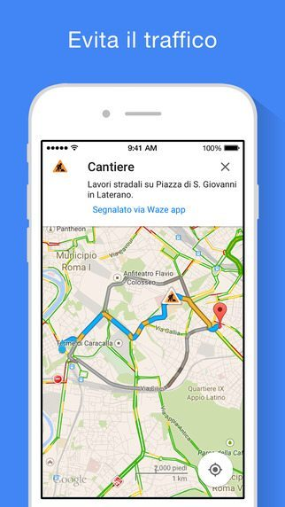 Google Maps applicaizoni per iphone avrmafazine 2