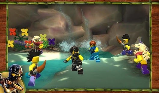 LEGO Ninjago l'Ombra di Ronin avrmagazine 1