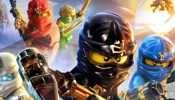 Lego Ninjago avrmagazine