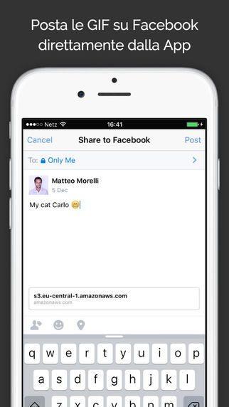 Live to GIF applicazioni per iphone avrmagazine 2