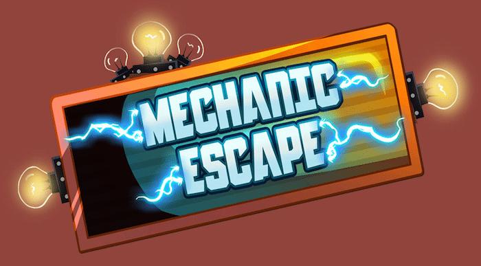 Mechanic Escape avrmagazine