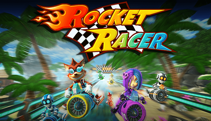 Rocket Racer avrmagazine