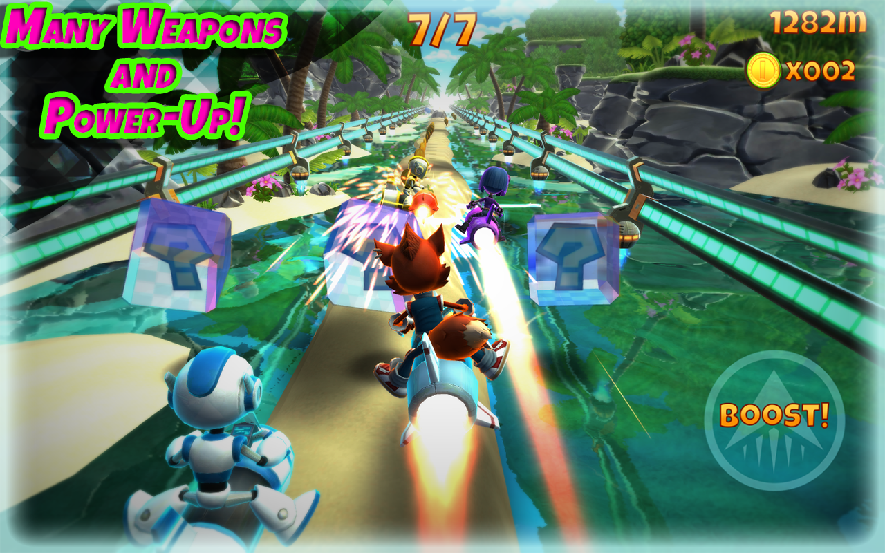 Rocket Racer giochi per iphone avrmagazine 1