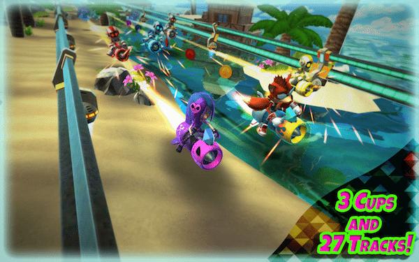 Rocket Racer giochi per iphone avrmagazine 2