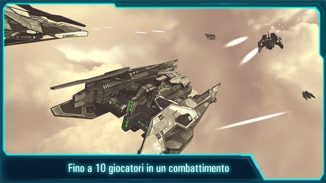 Space Jet 3D giochi per iphone avrmagazine 1