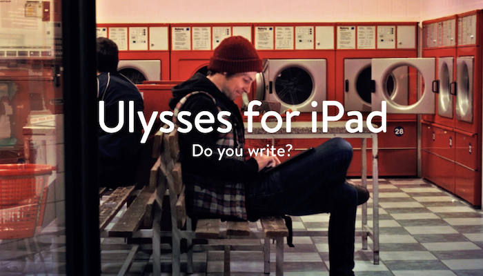 Ulysses applicazioni per ipad avrmagazine