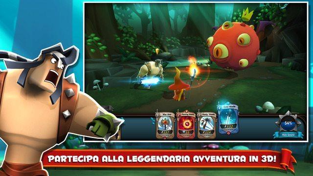 BattleHand giochi per iphone avrmagazine 2