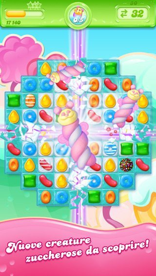 Candy Crush Jelly Saga giochi per iphone avrmagazine 1