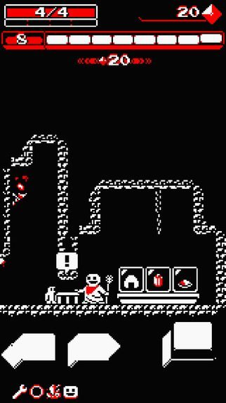 Downwell gicohi per iphone avrmagazine 1