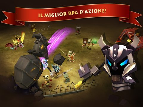 Elements Epic Heroes giochi per iphone avrmagazine 2