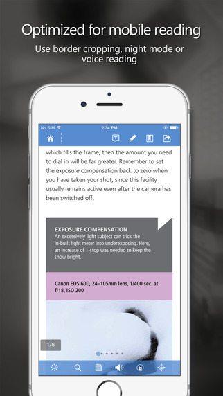 Foxit PDF applicazioni per iphone avrmagazine 1