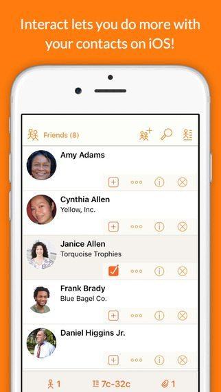 Interact applicazioni per iphone avrmagazine 2
