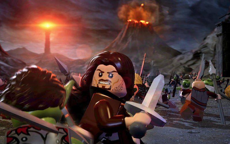 LEGO Il Signore degli Anelli avrmagazine