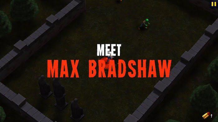 Max Bradshaw giochi per Android avrmagazine 2 1