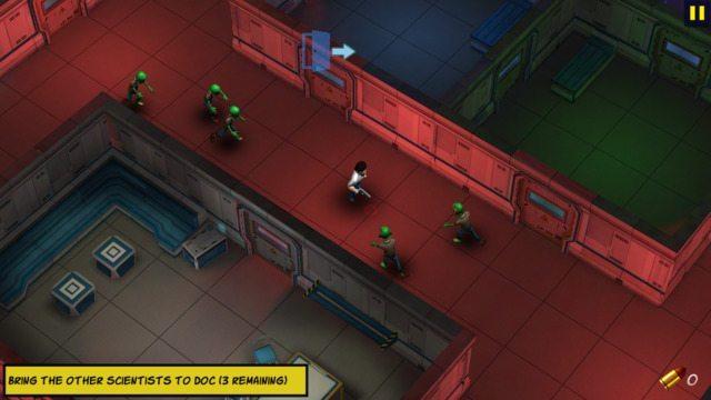 Max Bradshaw giochi per Android avrmagazine 2