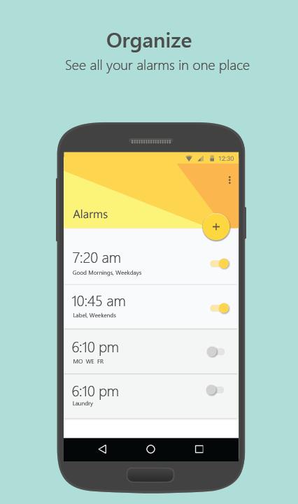Mimicker Alarm applicazioni per Android avrmagazine 2