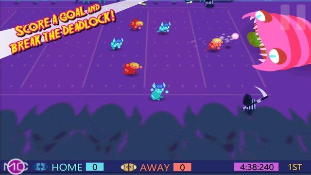 Monday Night Monsters Football giochi per iphone avrmagazine 1