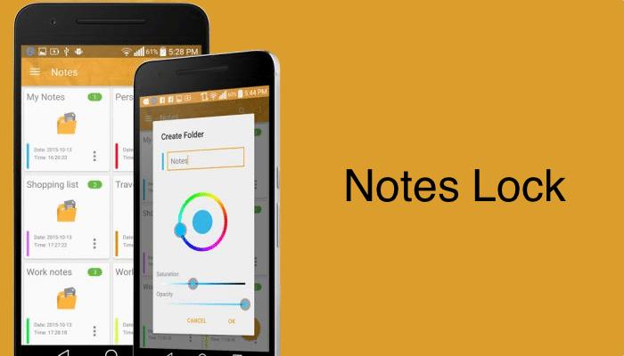Notes Lock avrmagazine