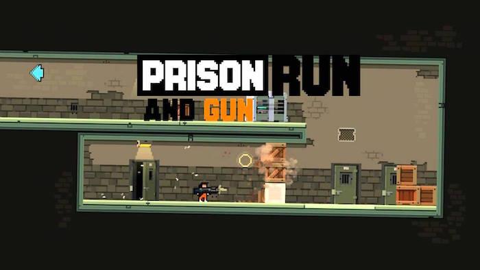 Prison Run and Gun  giochi per iphone avrmagazine 1
