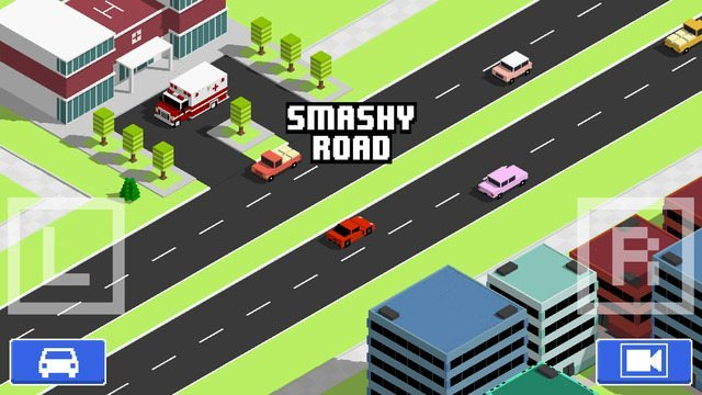 Smash Road Wanted giochi per iphone e android avrmagazine 2