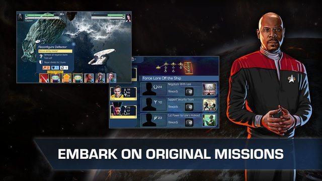 Star Trek Timelines gicohi per iphone avrmagazine 2