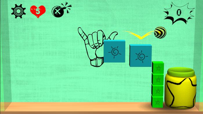 Tigerball giochi per Android avrmagazine 2