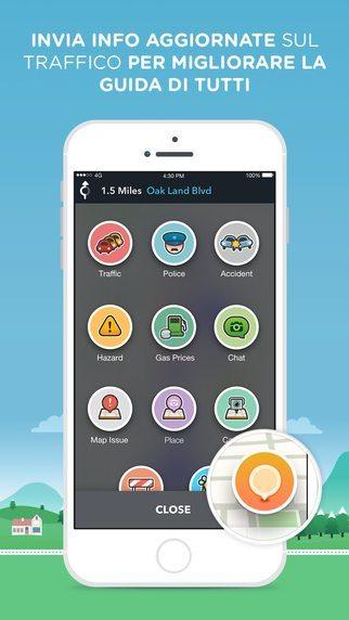 Waze applicazioni per iPhone avrmagazine 2