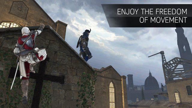 Assassin's Creed Identit giochi per iPhone avrmagazine 2