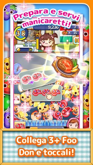 Cooking Mama Let's Cook Puzzle giochi per iPhone avrmagazine 2