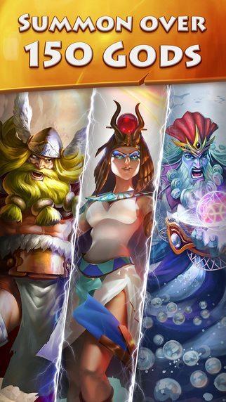 Dawn of Gods giochi per iPhone avrmagazine 2
