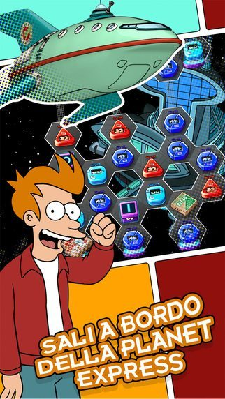 Futurama Game of Drones giochi per iphone avrmagazine 2