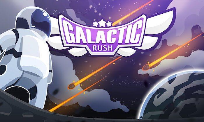 Galactic Rush avrmagazine