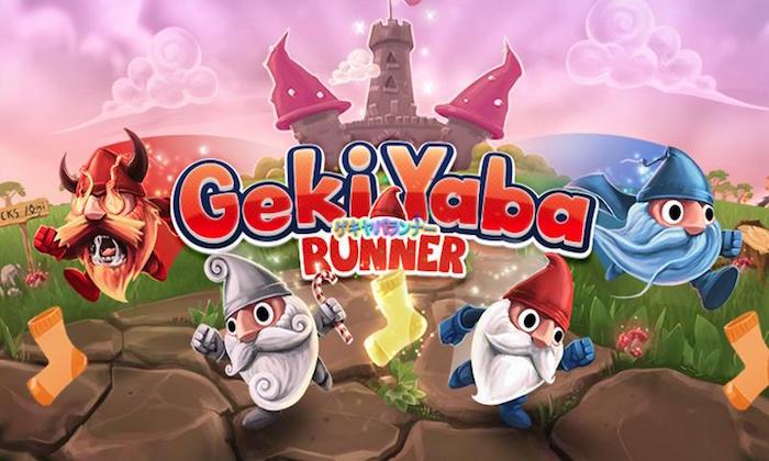 Geki Yaba Runner giochi per iphone avrmagazine 1