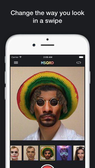 MSQRD giochi per iPhone avrmagazine 2