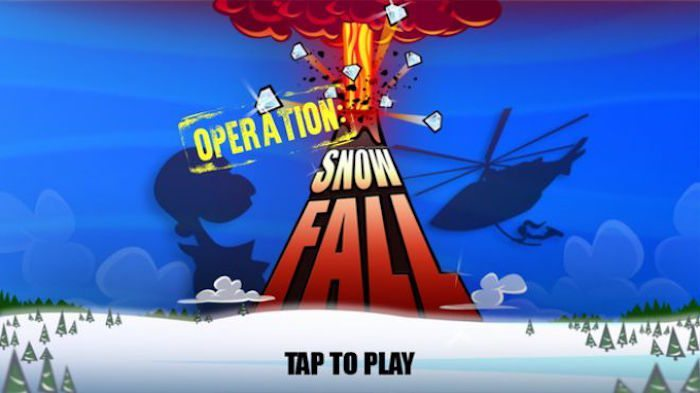 Operation Snowfall giochi per iPhone avrmagazine 1
