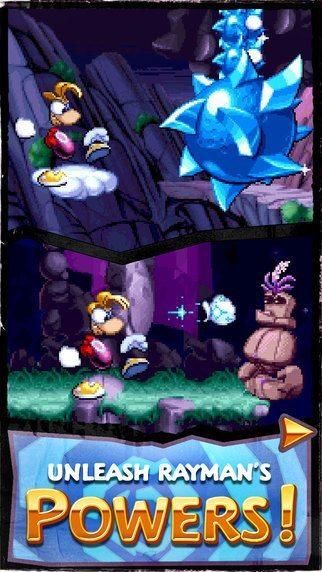 Rayman Classic giochi per iPhone avrmagazine 2