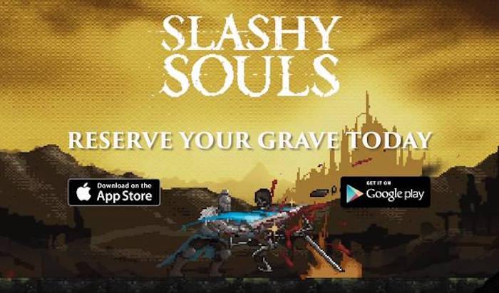 Slashy Souls giochi per iPhone avrmagazine 3