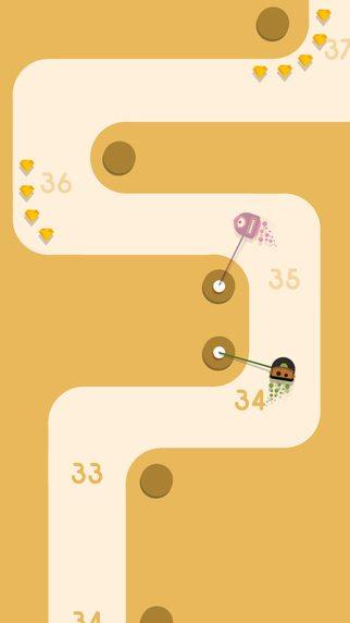 Slingshot Rush giochi per iPhone avrmagazine 1