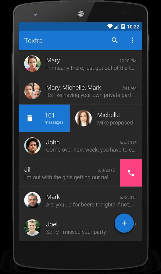 Textra SMS giochi per iPhone avrmagazine 1