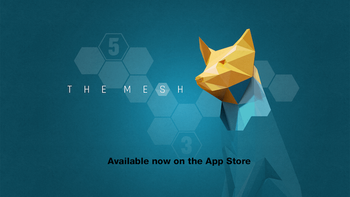 The Mesh giochi per iPhone avrmagazine